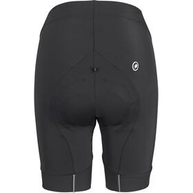 ASSOS UMA GT Half Shorts Mujer, negro